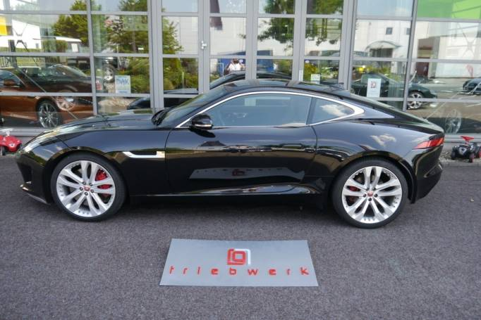 Jaguar F-Type S AWD V6 Coupe