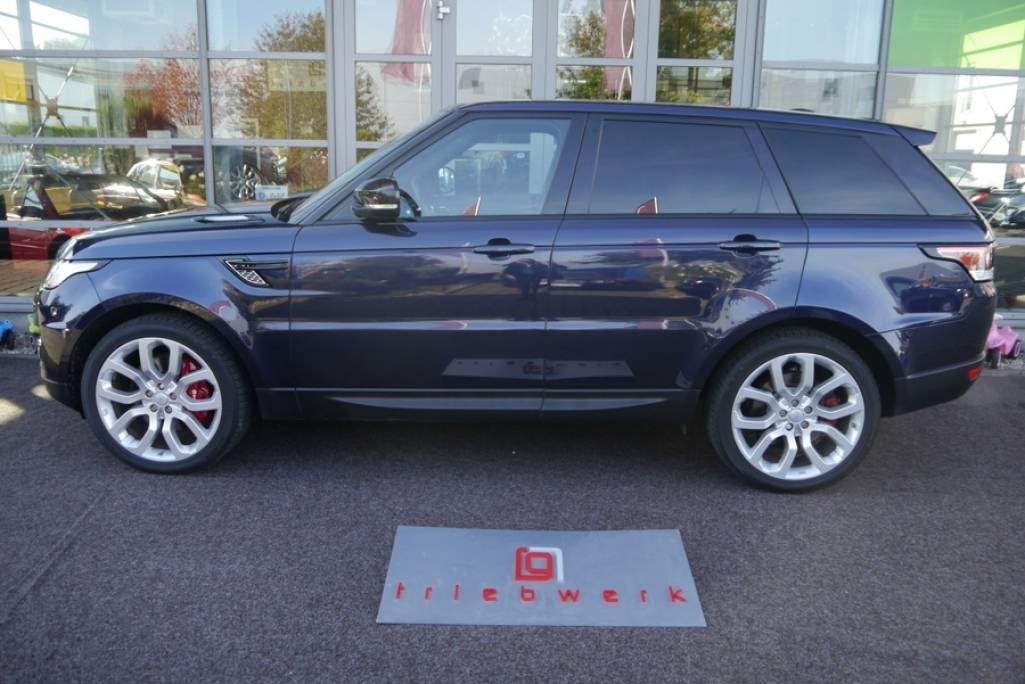 Land Rover Range Rover Sport Supercharged V8 5.0 HSE Dynamic