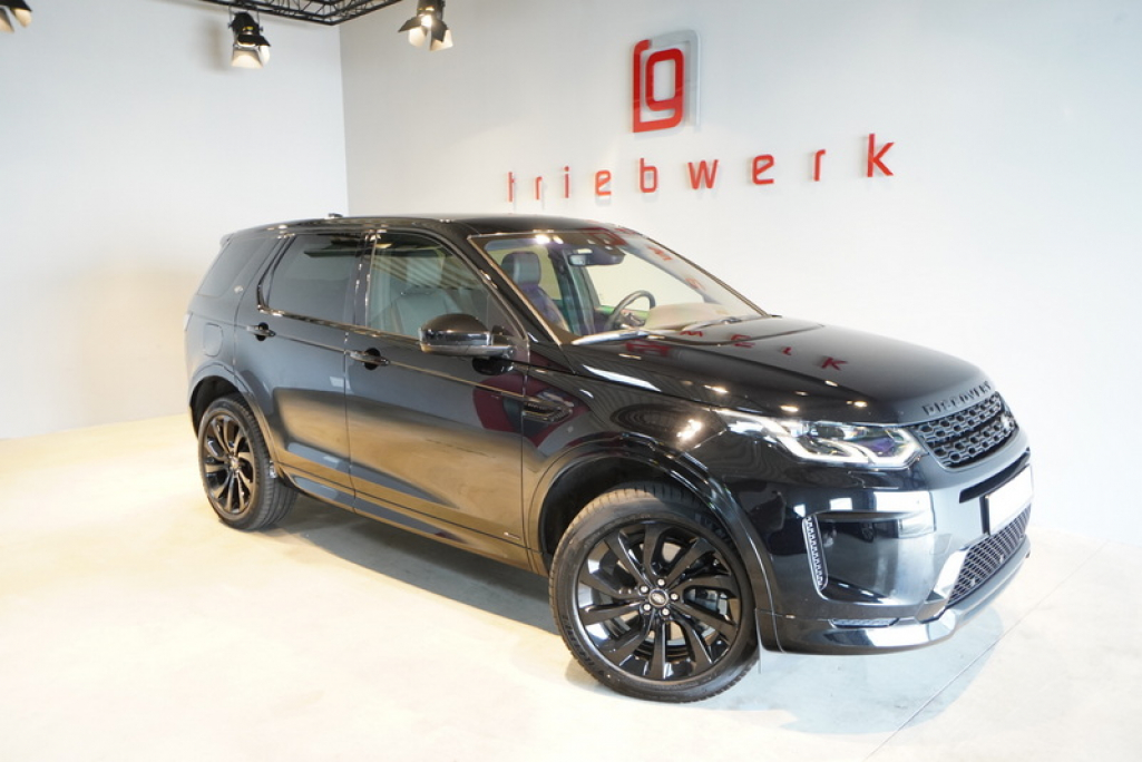 Land Rover Range Rover Discovery Sport  D180 R-Dynamic SE